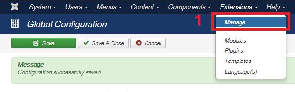 วิธีทำเว็บ 2 ภาษาด้วย Joomla3.x  ง่ายนิดเดียว!