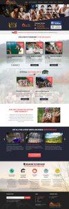 เว็บไซต์ธุรกิจท่องเที่ยว