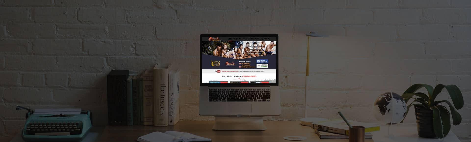 เว็บไซต์ธุรกิจท่องเที่ยวเชียงใหม่ | รับทำเว็บไซต์สำหรับธุรกิจท่องเที่ยว