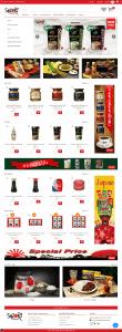 ผลงานทำเว็บไซต์ จำหน่ายสินค้าญี่ปุ่น | บริการรับทำเว็บไซต์ ออกแบบเว็บไซต์
