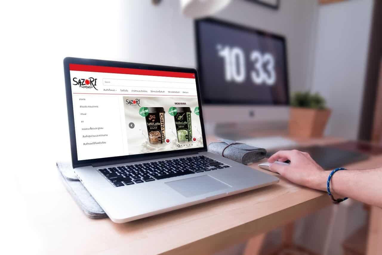 เว็บไซต์ e-commerce นำเข้าสินค้าจากประเทศญี่ปุ่น
