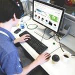 ผลงานทำเว็บไซต์ ขายสินค้าDD Online Service