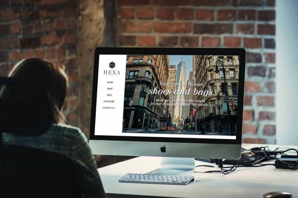 ผลงานทำเว็บไซต์ Hexa | รับทำเว็บไซต์ e-commerce - ทำเว็บด้วย WordPress