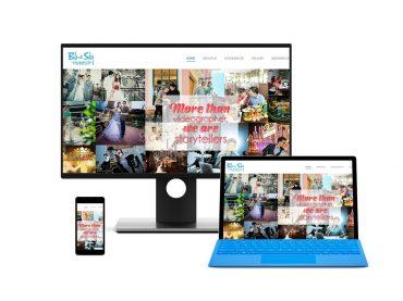 ผลงานทำเว็บไซต์การถ่ายภาพ | บริการรับทำเว็บไซต์ ออกแบบเว็บไซต์