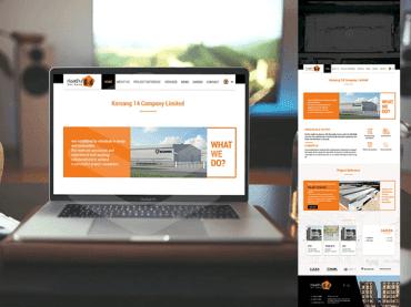 Korsang | บริการรับทำเว็บไซต์ ออกแบบเว็บไซต์ teeneeweb.com