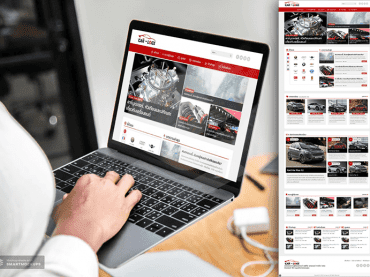 Cars log | บริการรับทำเว็บไซต์ ออกแบบเว็บไซต์ teeneeweb.com
