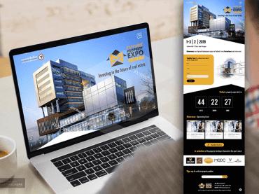 FUTURE PROPERTY EXPO 2019 | บริการรับทำเว็บไซต์ ออกแบบเว็บไซต์ teeneeweb.com