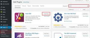 วิธีติดตั้ง Plugin WordPress