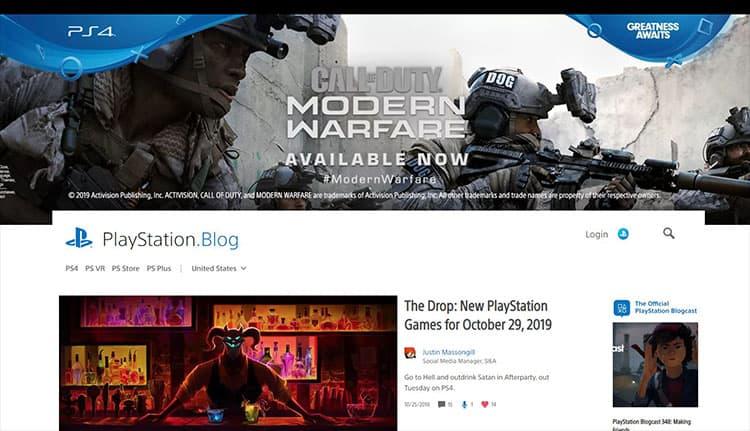 PlayStation.Blog