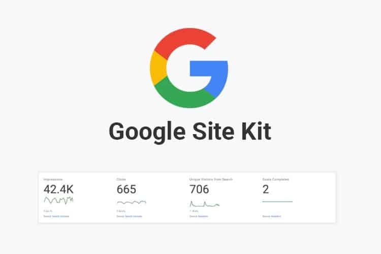 Google Site Kit Plugin