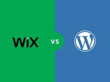 WordPress VS Wix ตัวไหนดีกว่า? [ข้อดี - ข้อเสีย]