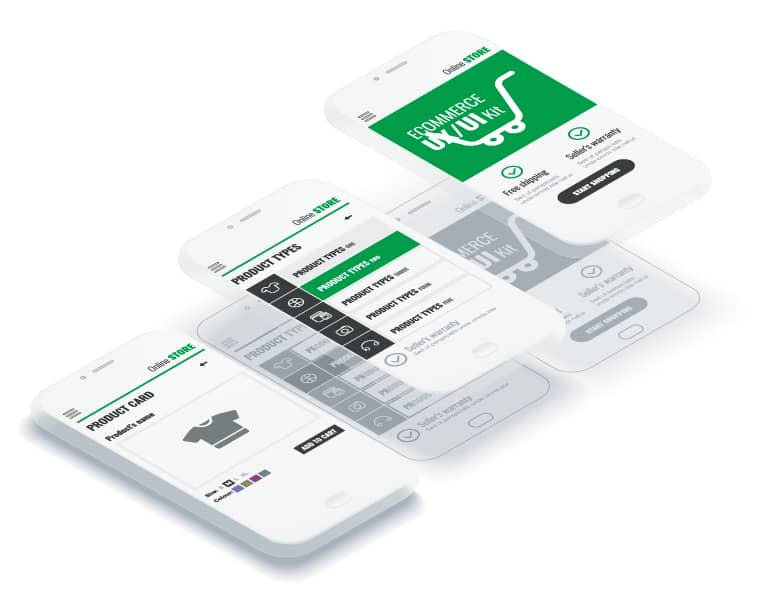 เว็บ E-Commerce โตไม่สิ้นสุด  | รับทำเว็บไซต์ E-Commerce